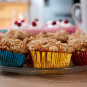 Country Club Muffins